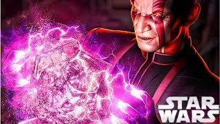 What Are The Sith Holocrons? Star Wars Explained