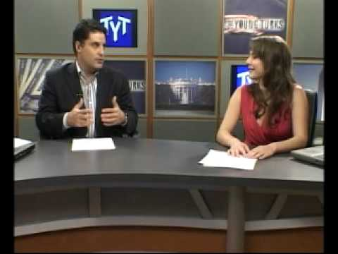 Young Turks Episode 10/22/09 (Vodka Party, Co-Ed Sports, Naked Arrest & More)