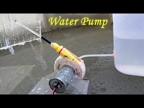 Xxx Mp4 How To Make A Water Pump Using Bottle And Sketch Pen Easy Way 3gp Sex