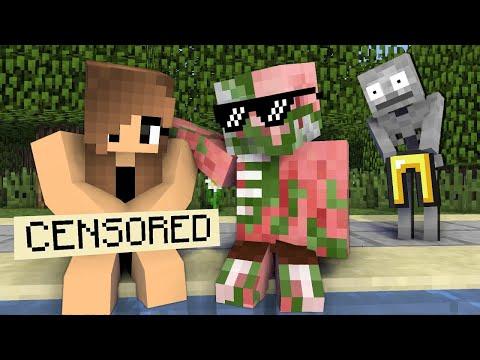 Xxx Mp4 Monster School GIRLS LOVE SWIMMING CHALLENGE Minecraft Animation 3gp Sex