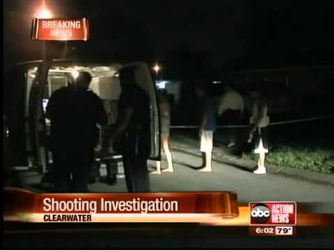 Two shot during robbery attempt in Clearwater home
