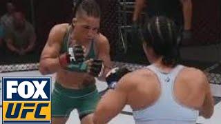 Sijara Eubanks recaps her win over Maia Stevenson in TUF 26 | TUF TALK