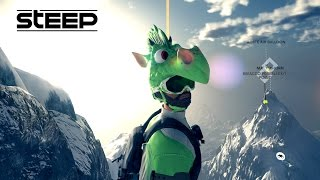 60k+ SCORE // Epic Proximity Wingsuit Route STEEP PS4 Gameplay