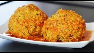 Koofteh Tabrizi Recipe (Azari Kufte)