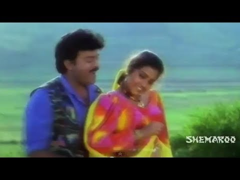 Xxx Mp4 Mutamestri Telugu Movie Anjanee Putruda Songs Chiranjeevi Meena Raj Koti 3gp Sex