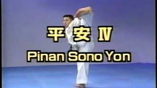 Karate kyokushin - kata