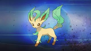 MEGA LEAFEON REVEALED!!