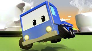Wonderland - Tiny Trucks for Kids with Street Vehicles Bulldozer, Excavator & Crane