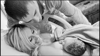 EMOTIONAL UNMEDICATED BIRTH (My first Son)