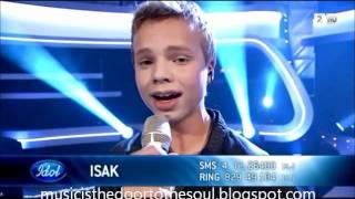 Idol Norge 2011 - Isak Knutsen Heim -