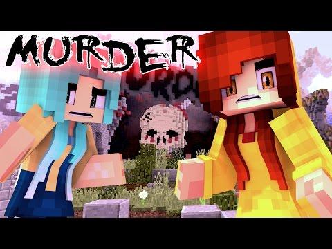Murder with Jenny | Jenny is One Scared Murderer | Minecraft Partyzone Server