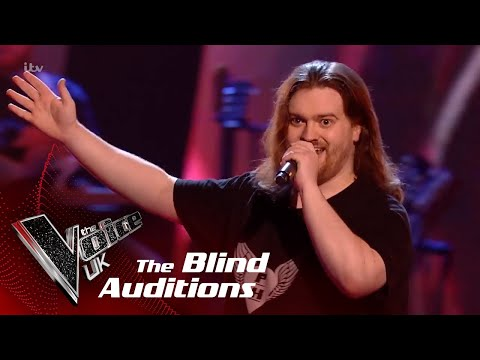 Xxx Mp4 Chris Performs Prince Ali Blind Auditions The Voice UK 2018 3gp Sex