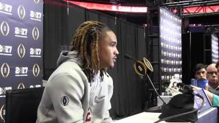 Media Day: National Championship Jalen Hurts