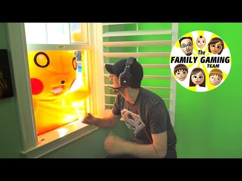 Pokemon GO DEER HIT Accident playing GEN 2 80 New Monsters Madness Massive Update FGTEEV 22