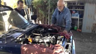 Toyota Diesel L Engine Rebuild LN40 Hilux 2.2l