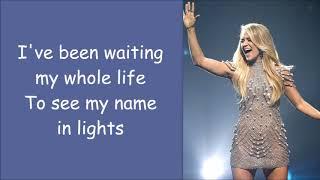 Carrie Underwood ft. Ludacris ~ The Champion (Lyrics)