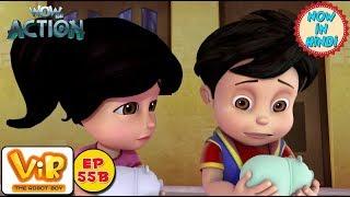 Vir: The Robot Boy | Piggy bank | As Seen On HungamaTV | WowKidz Action