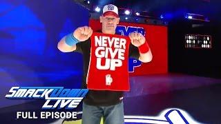 WWE SmackDown LIVE Full Episode, 27 December 2016