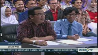 Little VIP metro TV tgl 8 Juli 2017 Rafif dan axel