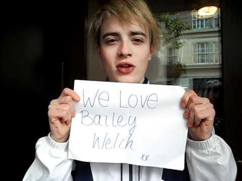 To Bailey From John xxx