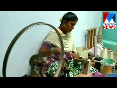 Middlemen exploiting Weaver's in Kuthampully | Manorama News