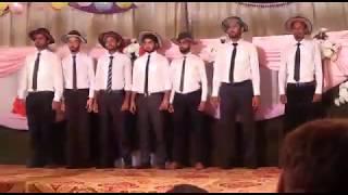 wellcome skit uaf brw welcome dancing performance