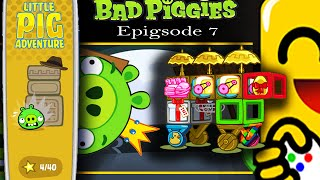 Bad Piggies - Epigsode 7 (Little Pig Adventure) (Funny Commentary) #SuperflyStyle #SuperflyGaming
