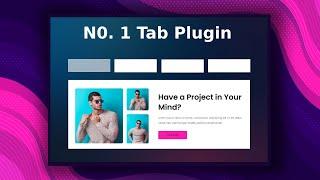 Tabs Responsive Plugin Wordpress