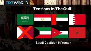 Diplomatic ties with Qatar cut across region