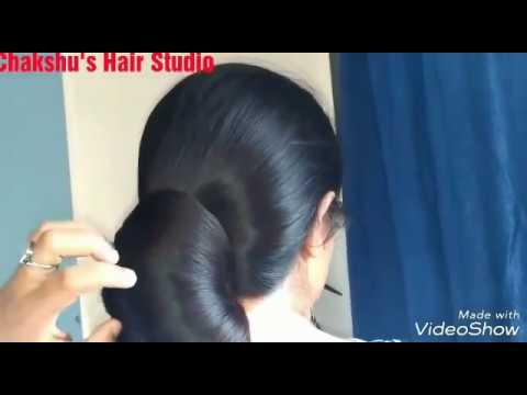 Xxx Mp4 Best Long Hair Oiling And Tight Cobra Braid Super Long Hair Bun Play Silky Bun 3gp Sex