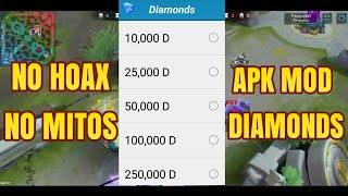 🔴 APK MOD DIAMOND MOBILE LEGENDS