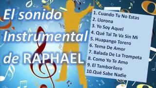 El Sonido Instrumental de Raphael - 1