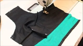 Blouse Stitching in Tamil (DIY)