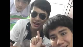 Live 10042016 #shootingday5 #ตอนที่ 2 ( cr fb : Make it right the series รักออกเดิน )
