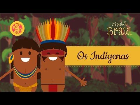 Os Indígenas Raízes do Brasil 1