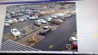 Walmart Security Footage - HD with Audio Commentary