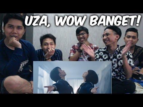 REACTION   [MV] UZA - JKT48