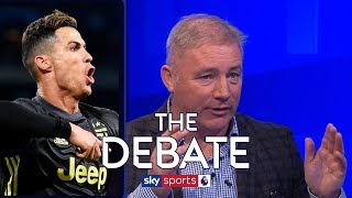 What does Cristiano Ronaldo have to do to be considered the best player ever? | The Debate