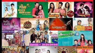 My Favourite Hindi Serials With (Full) Title Songs Part 3