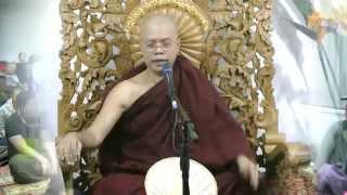 (26-April-2015) Dhamma Talk By DhammaDuta Ashin Chekinda