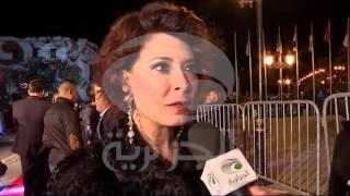 تغطية مهرجان الفيلم العربي المنتوج.بقسنطينة.اليوم الأول