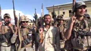 Afghan Forces killed  8 taliban  terrorists in paktika 2017,6,18