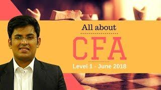 All About CFA Program