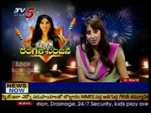 Xxx Mp4 Sanjana Spicy Actress Chit Chat With TV5 Part 02 3gp Sex