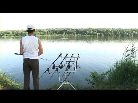 ловля амура ранней весной видео