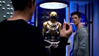 The Flash: S2E17 - Eobard gives Barry the Speed Equation/Flash helps send Future Flash to the future