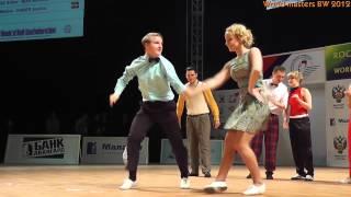 Winner's Jam Boogie-Woogie in Moscow 2012