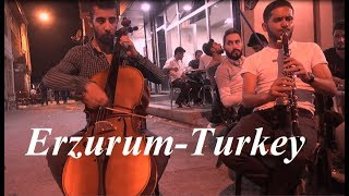 Turkey/Erzurum (Kafe Balkon Music Band)  Part 9