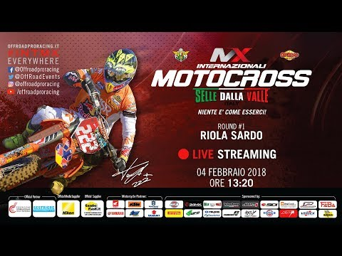 Download ..:: INTERNAZIONALI MX MOTOCROSS ::.. #Round 1 - Riola Sardo HD Mp4 3GP Video and MP3