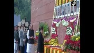 India News - India pays homage to Parliament attack victims on 16th anniversary